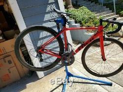 Trek Emonda Project 1 SLR 6 52 cm upgraded Enve Carbon wheels color red