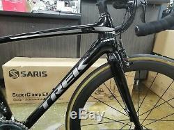 Trek Emonda SLR 6 52cm 2017 HighMod Carbon Road Bike With Upgraded Carbon Wheels