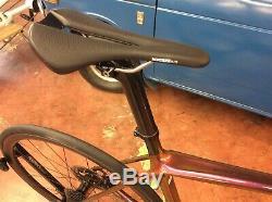 Trek Emonda SLR Disc 58cm H2 Shimano Dura Ace Bontrager Carbon Wheels