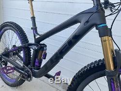 Trek Factory Build Slash ENVE carbon wheels size Medium 29er