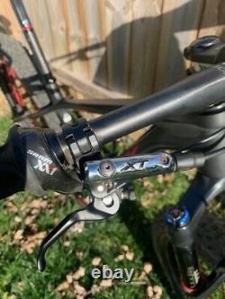 Trek Farley 9.8 Med 17.5 2016 OCLV Mt. Carbon SRAM XX1 i9 wheels Rock Shox Bluto