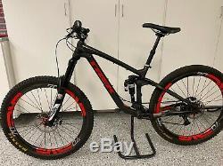 Trek Slash with Enve M70 wheels size SMALL XX1