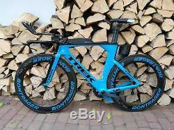 Trek Speed concept 7.5 Project One Ultegra Di2 Bontrager Wheels