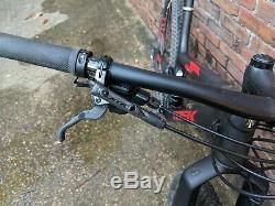 Trek Top Fuel 9.9 XTR DT Swiss XMC 1200 Carbon Clincher Wheels & ENVE Bar/stem