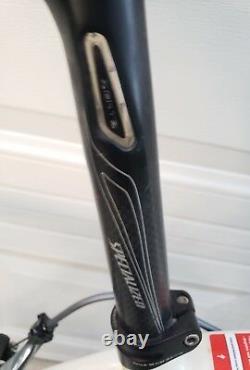 Upgraded Specialized Roubaix Expert 56cm- Carbon- Shimano DuraAce Mavic wheels
