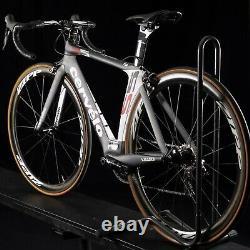 Used Cervelo S5 Carbon Dura Ace less than 100 miles total, Zipp wheels size 48cm