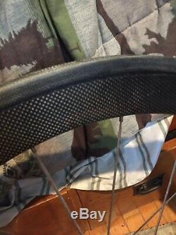ZIPP 440 carbon fiber front wheel 18 Hole