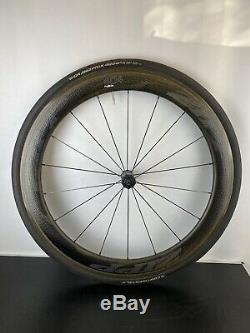 Zipp 404 and 808 NSW Clincher Wheels Front & Rear with Bags